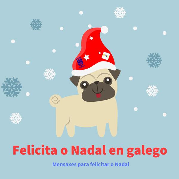 Narón: Felicita o Nadal en galego