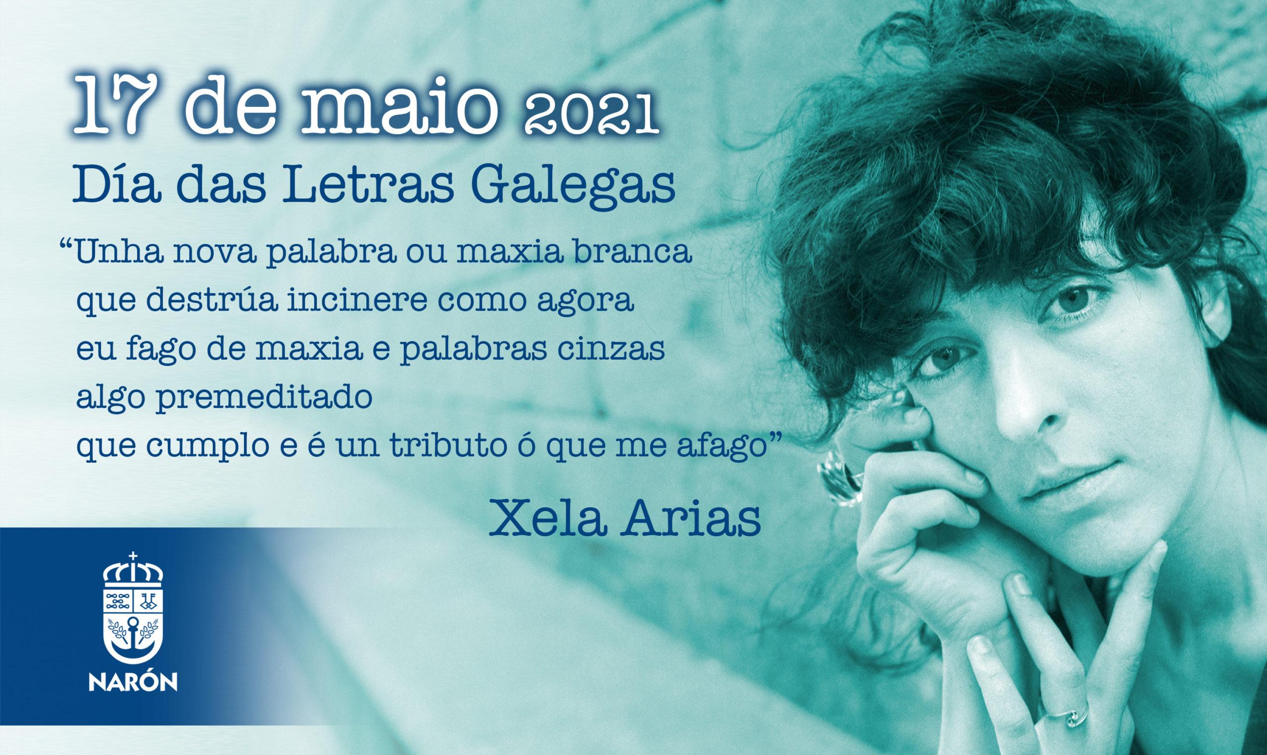 Día das Letras Galegas en Narón