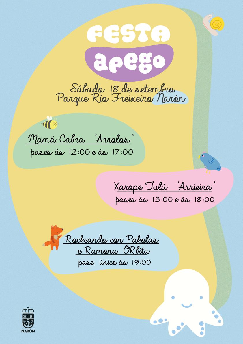 Festa do Apego en Narón